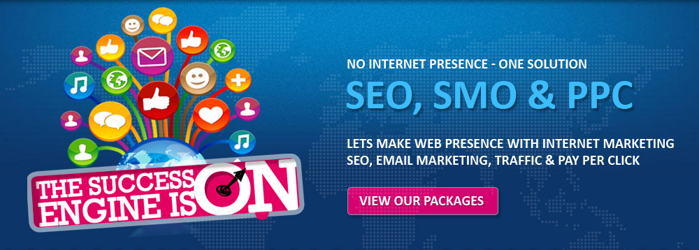 SEO, SMO, PPC, Internet Marketing